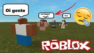 ROBLOX'S PLAYERS SIND RACISTS??!!! -(Soziales Experiment)