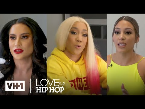 'Love & Hip Hop: Miami' Cast Weighs In On Trick Daddy Vs. Trina | Love & Hip Hop: Miami