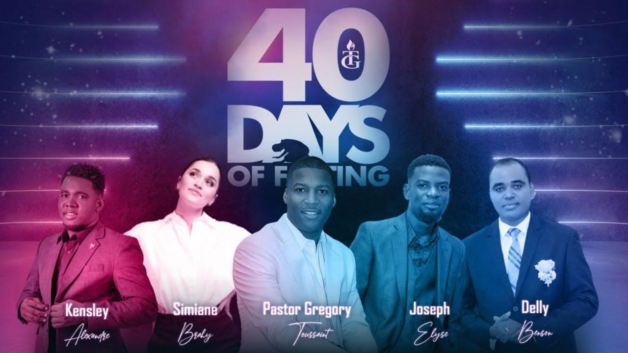 Download 40 Jours Soirée D'ouverture  | 7 Benediksyon kap tann ou nan jèn sa | TG
