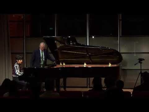 Craig Sheppard Masterclass: Chopin's Third Ballade, op. 47