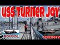 USS Turner Joy Bremerton WA - US Naval Destroyer Museum  Ok4kidstv Video 198