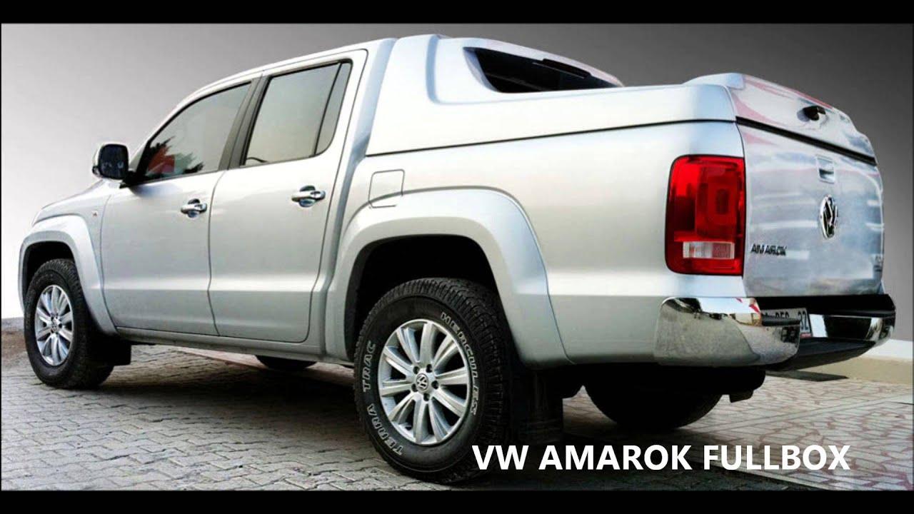 vw amarok pickup automatic hardtop fullbox grandbox youtube. Black Bedroom Furniture Sets. Home Design Ideas