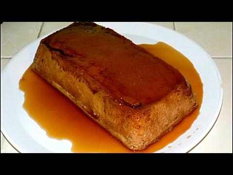 Flan de caf casero sin horno flan napolitano con caf - Estufa con horno ...