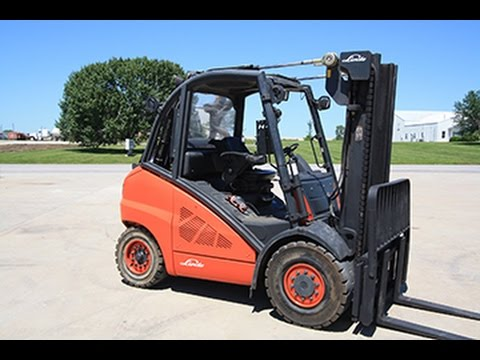 2010 Linde Model 45T Forklift