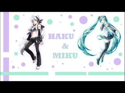 Haku Miku - The Snow White Princess Is...