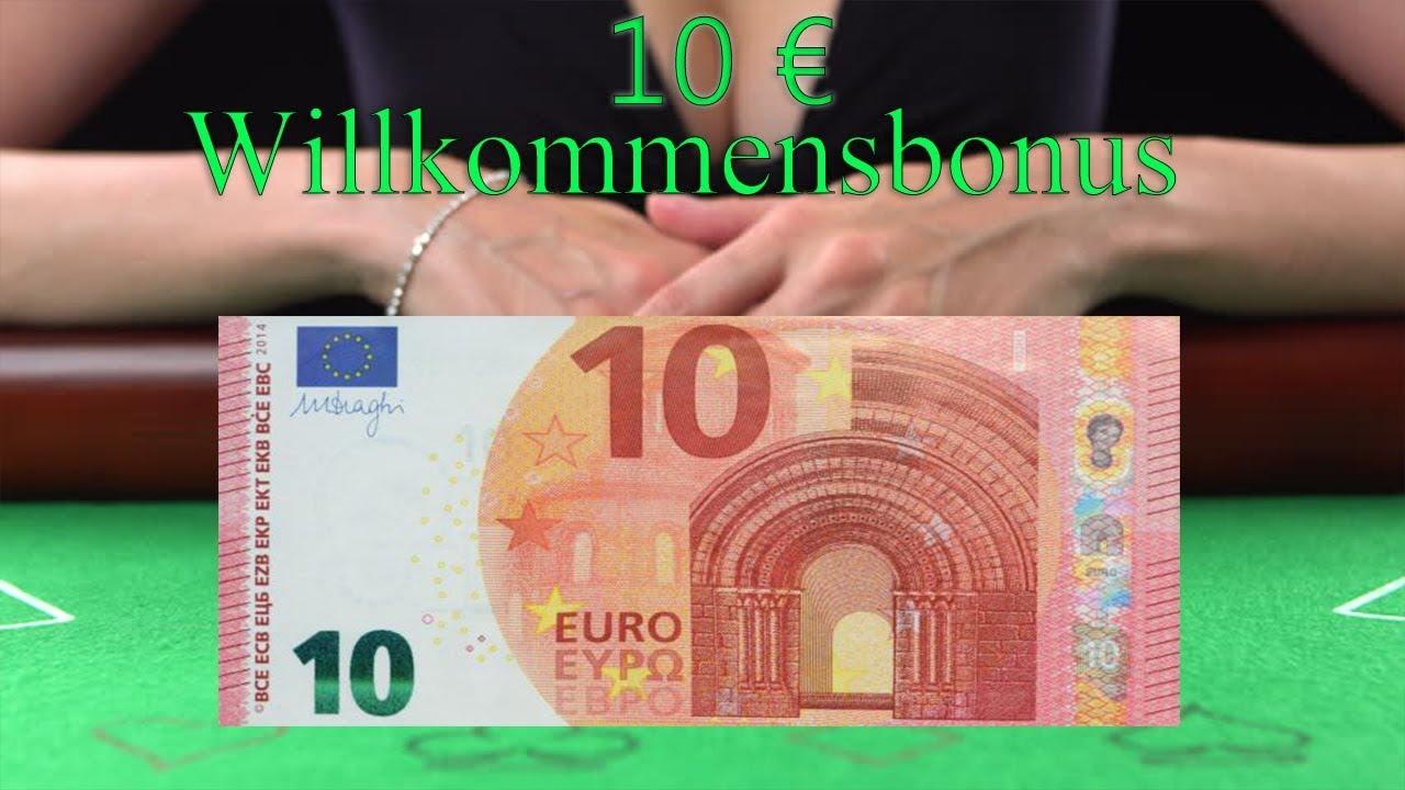 Casino Willkommensbonus Ohne Einzahlung