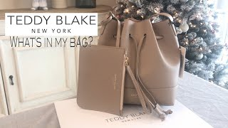 Teddy Blake First Impressions and Review of Eliza Bucket Bag