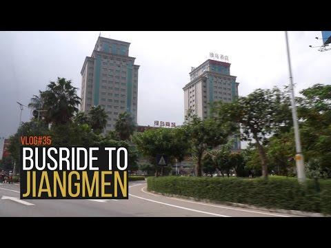 Busride To Jiangmen