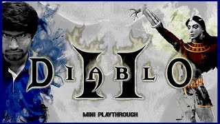 Diablo 2: Hell Cold & Lightning Hybrid Sorceress in 40 Minutes