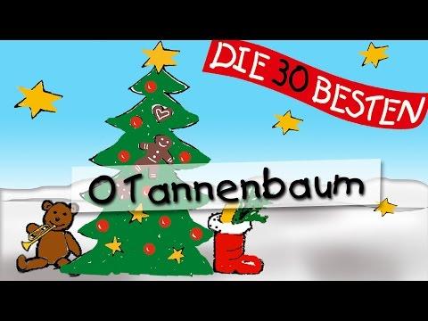 O Tannenbaum - Die besten Weihnachts- und Winterlieder || Kinderlieder