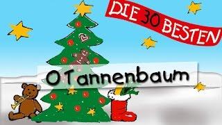 O Tannenbaum - Die besten Weihnachts- und Winterlieder || Kinderlieder thumbnail