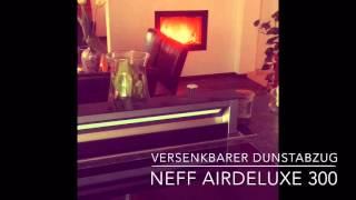 dunstabzug versenkbar airdeluxe 300 neff. Black Bedroom Furniture Sets. Home Design Ideas