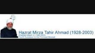 Ahmadiyya and Prophet Muhammad (PBUH)