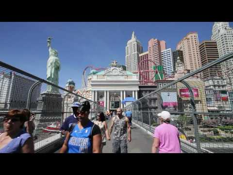 Las Vegas Narrated Video 100's of Facts Travel America Series