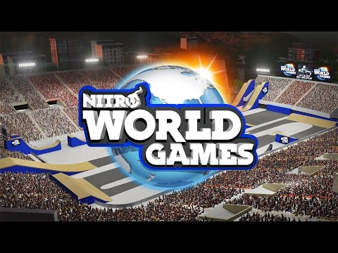 Nitro World Games - TICKETS ON SALE NOW!