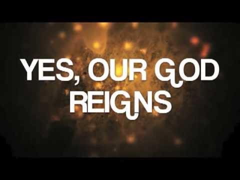 Our God Reigns Jesus Culture Live NY with lyrics