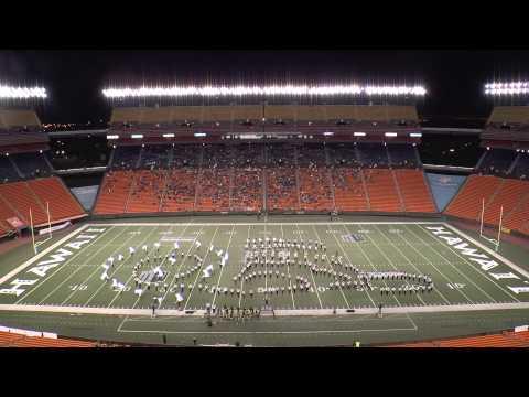 University of Hawaii performance at 2014 Rainbow Invitational