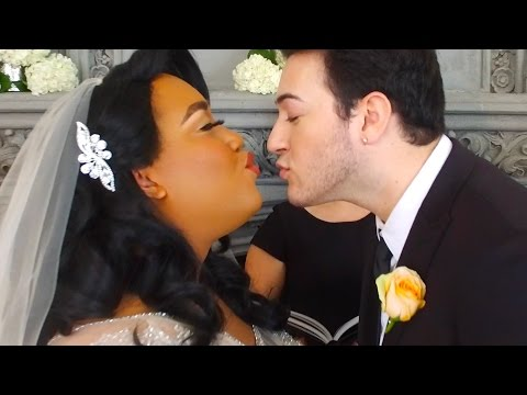 MY WEDDING MAKEUP TUTORIAL