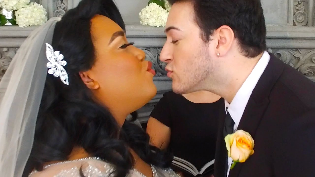 MY WEDDING MAKEUP TUTORIAL | PatrickStarrr - YouTube