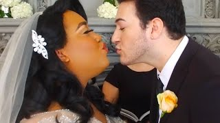 MY WEDDING MAKEUP TUTORIAL | PatrickStarrr