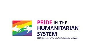 Our voices | Pride in the Humanitarian System Consultation