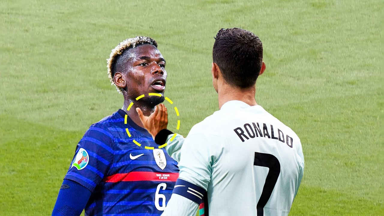 Download Horror Fights & Red Cards Moments in Football #10