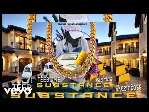 Teebone - Substance (Official Audio)