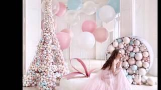 видео оформление свадьбы шарами