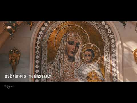 Amazing Aerial View Of St Gerasimos' Monastery In Israel In 4k - Drone Cinematography By Tal Hanoci