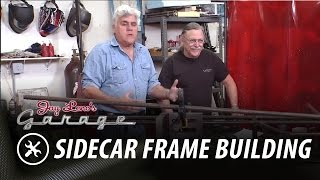 Sidecar Frame Building With Bernard Juchli - Jay Leno's Garage