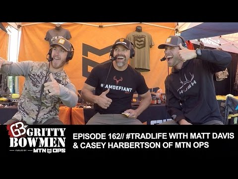 EPISODE 162: #Tradlife with Matt Davis & Casey Harbertson of MTN OPS