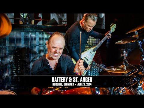 Metallica: Battery & St Anger MetOnTour  Horsens, Denmark  2014