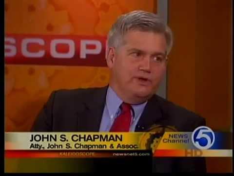 John Chapman Discussing Ponzi Schemes