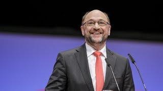 Martin Schulz: Es ist Zeit!