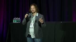 Bertrand Nepveu (VRvana): Erstellen von Inhalten, die Mischungen von AR & VR (Lessons Learned)