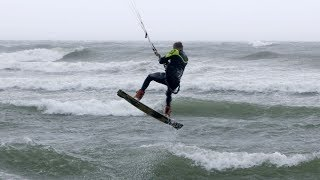 #2 THE BIG AIR - KITESURFEN IN EEN STORM