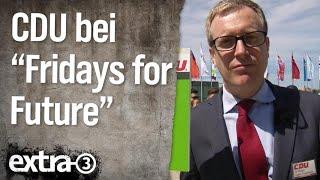 """Die CDU bei """"Fridays for Future"""""""