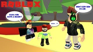 BEING DADDY TO MY DAD in ROBLOX ADOPT ME!