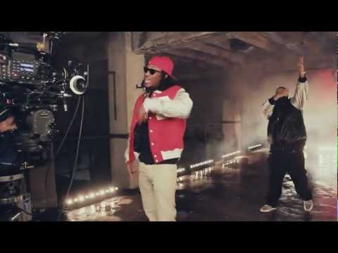 "Behind The Scenes: DJ Khaled Ft. Future, Lil Wayne, T.I. & Ace Hood ""Bitches & Bottles"" [HD]"