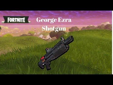 George Ezra - Shotgun In Fortnite