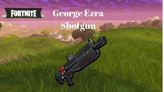 George Ezra - Shotgun (In Fortnite)