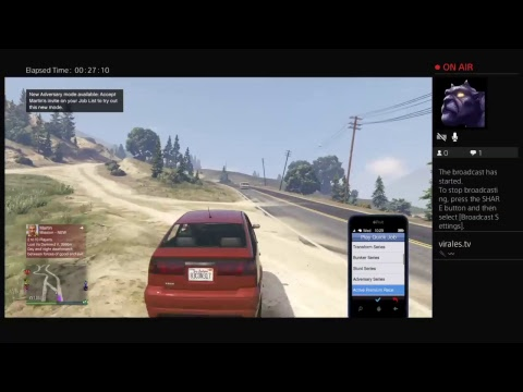 GTA5 online #3 w/ (Magic Benji) Benji