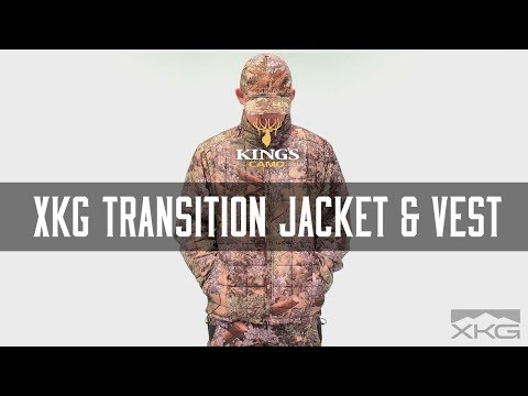 XKG Transition Vest & Jacket