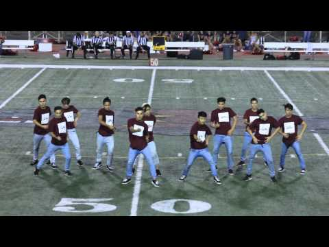West  covina Foot ball game 2015