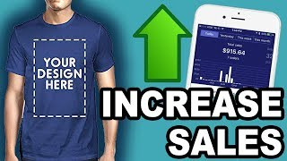 Do THIS & Increase Print on Demand Sales By Up To 25%!