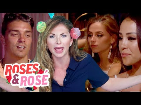 'Bachelor in Paradise: Roses and Rose': Dean, Kristina and Danielle's Love Triangle Finally Combusts