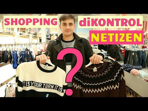 """SHOPPING DIKONTROL """"NETIZEN"""""""
