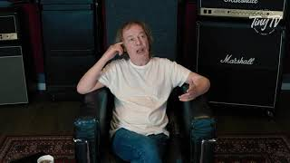 """NEW 2020 AC/DC INTERVIEW! 🎸🔥🎸 I asked Angus Young: """"Why is """"Highway To Hell"""" still so good""""?..."""