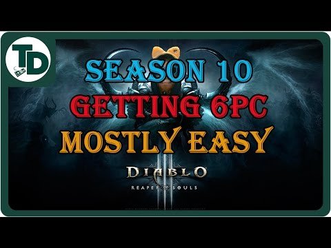 Download Video [Diablo 3] Season 10 Haedrig's Gift Sets & Conquest ...