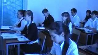 Урок английского языка №1.